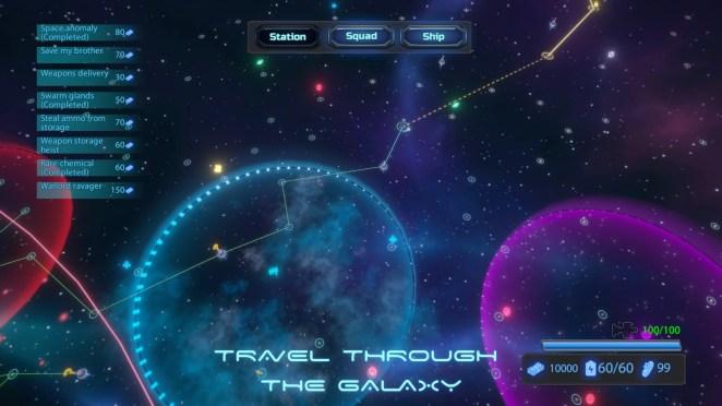 Galaxy Squad – September 1