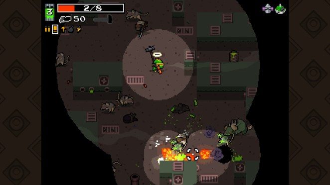 Nuclear Throne(Console and PC) - September 9 - Xbox Game Pass