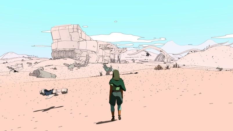 Sable– September 23 - Xbox Game Pass