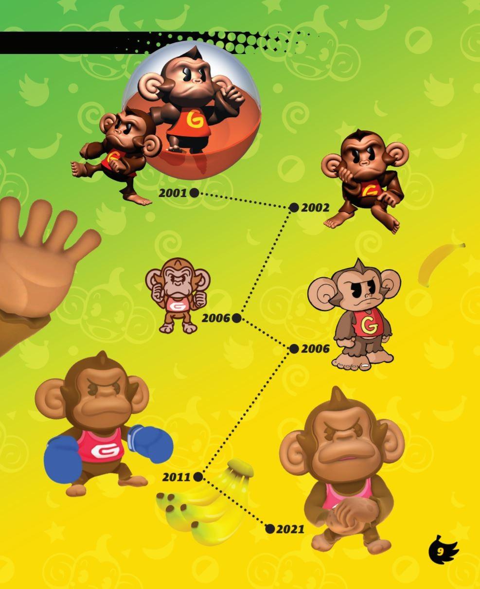 GonGon Evolution Image