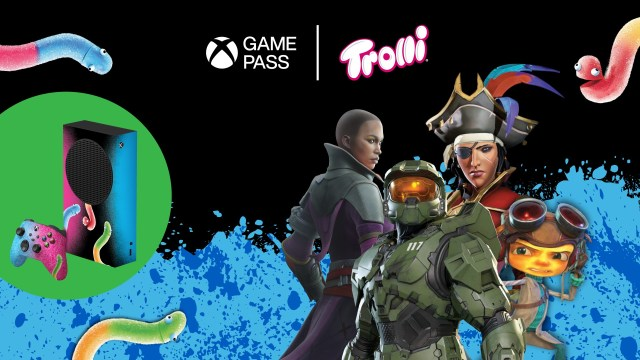 Xbox and Trolli Unveil Limited-Edition Packaging to Celebrate Xbox 20th Anniversary 2