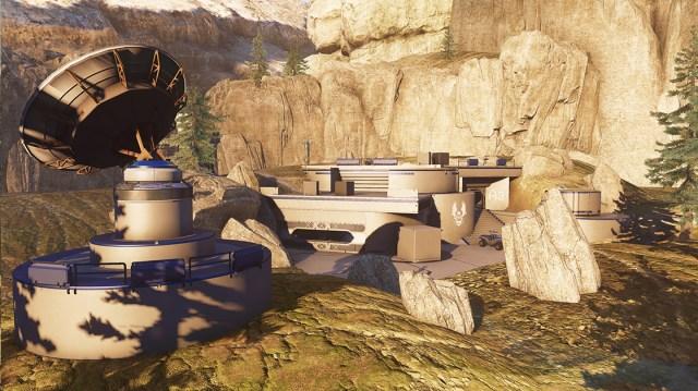 Halo 5 Guardians Big Team Battle Deadlock