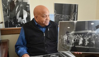 Image result for African American Music in U. S. Military Life: willie ruff