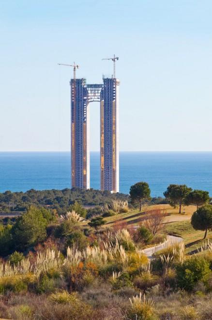 Grattacielo senza ascensore 7