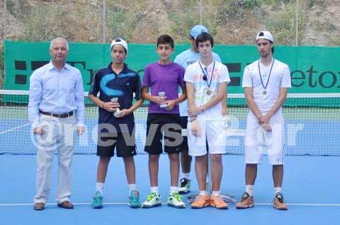 tenis junior