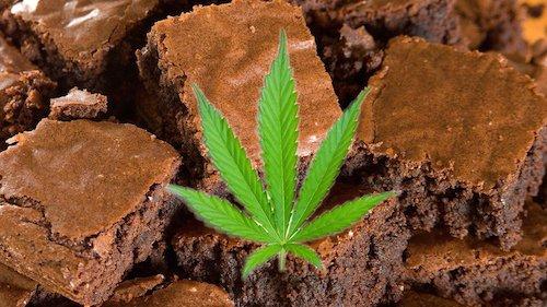 A marijuana brownie sickens one Campo student.