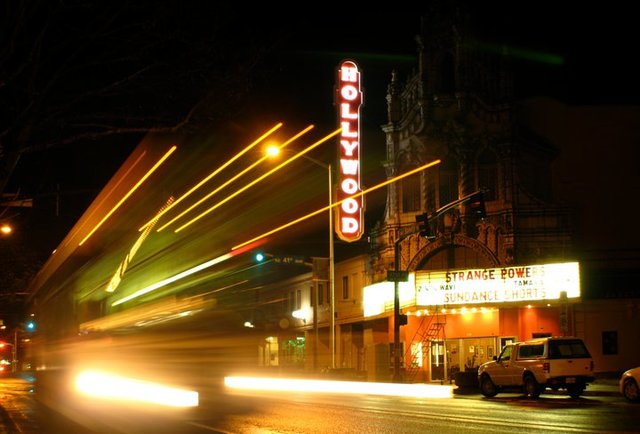 A brew pub at the Rheem Theater? Maybe.