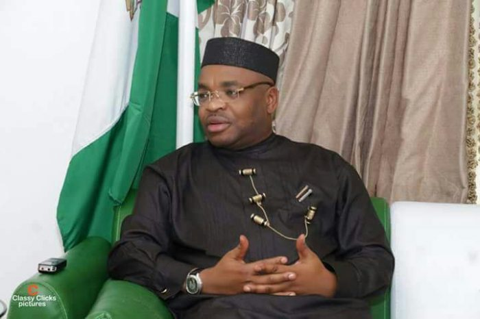GOVERNOR UDOM CONDOLES MEN AND OFFICERS OF THE NIGERIA POLICE FORCE OVER DEATH OF PERSONNEL: Pledges Government Support to Family of slain officers…Esio Francis Abasi-Enewara.