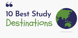10 Hottest Global Study Destinations for Scholarships, Exchange Programs, Admissions and Short Courses