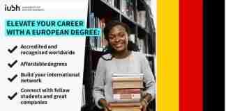 Scholarship at IU University Germany 2021 | Funded