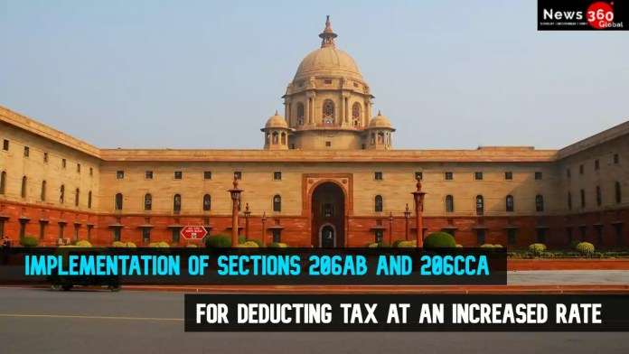 RBI: Increase in Bank credits, debts, Sections 206AB and 206CCA for deducting tax at higher rate.