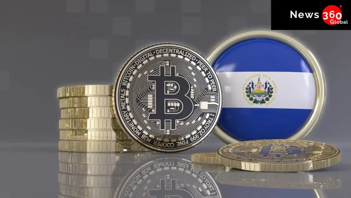 El Salvador Is the First Nation To Accept Bitcoin As legal Currency.