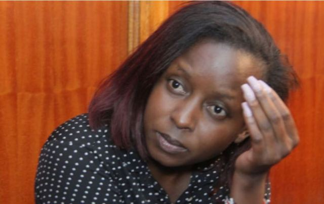 Jacque Maribe accused of murder