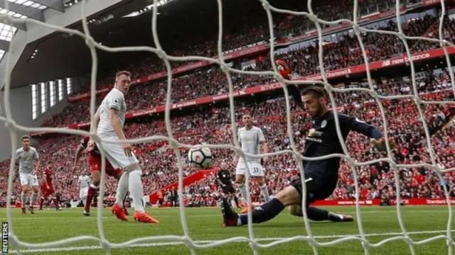 Liverpool vs Man U