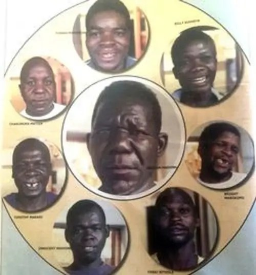 Mr Ugly contestants