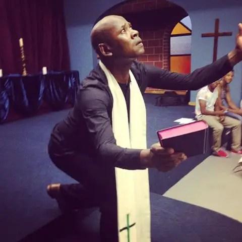 Pastor Mdletshe
