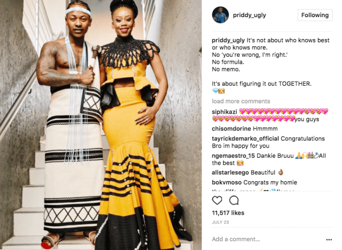 Priddy Ugly and Bontle