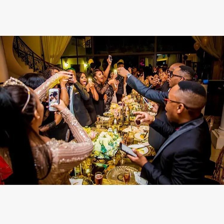 Pictures From Faith Nketsi's Stylish Birthday Dinner