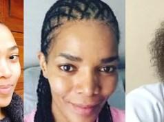 Mzansi Celebs without makeup