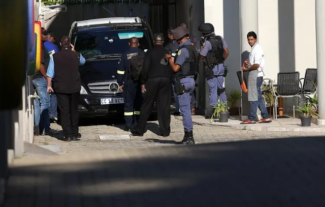 Gupta raids