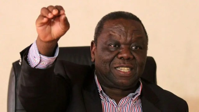 Morgan Tsvangirai has DIED