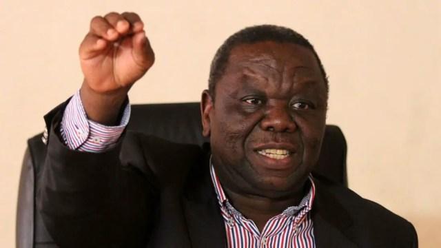 Morgan Tsvangirai has DIED