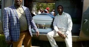 Tsvangirai Funeral