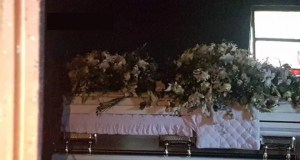 Morgan Tsvangirai's Burial