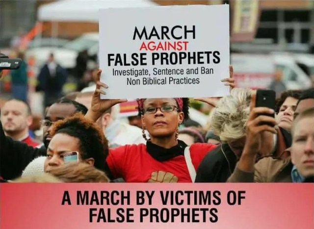 March against Prophets
