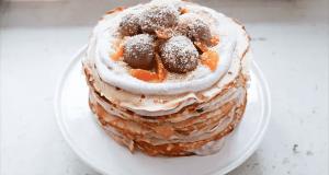 Perfect Pancakes Cake