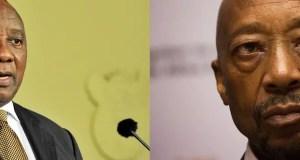 President Cyril Ramphosa