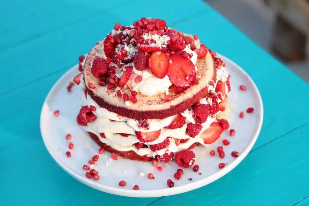 Red Velvet Cake Recipe Kenya
