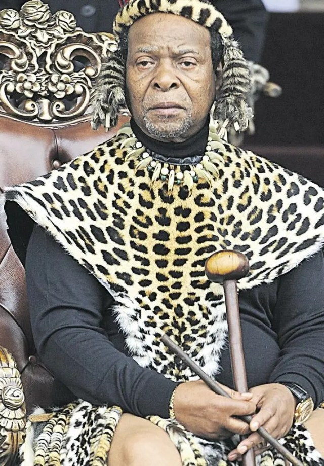 King Goodwill Zwelithini