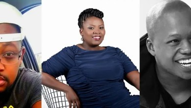 Photo of Names of the 2 celebrities who died alongside Akhumzi Jezile released