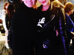 Amber Rose and Julia Roberts