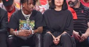 Kylie Jenner and Travis Scott