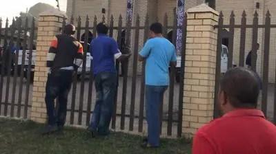 #Mosqueattack