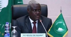 Moussa Faki Mahamat