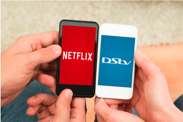 Netflix vs Dstv