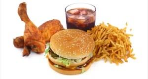 Junk foods