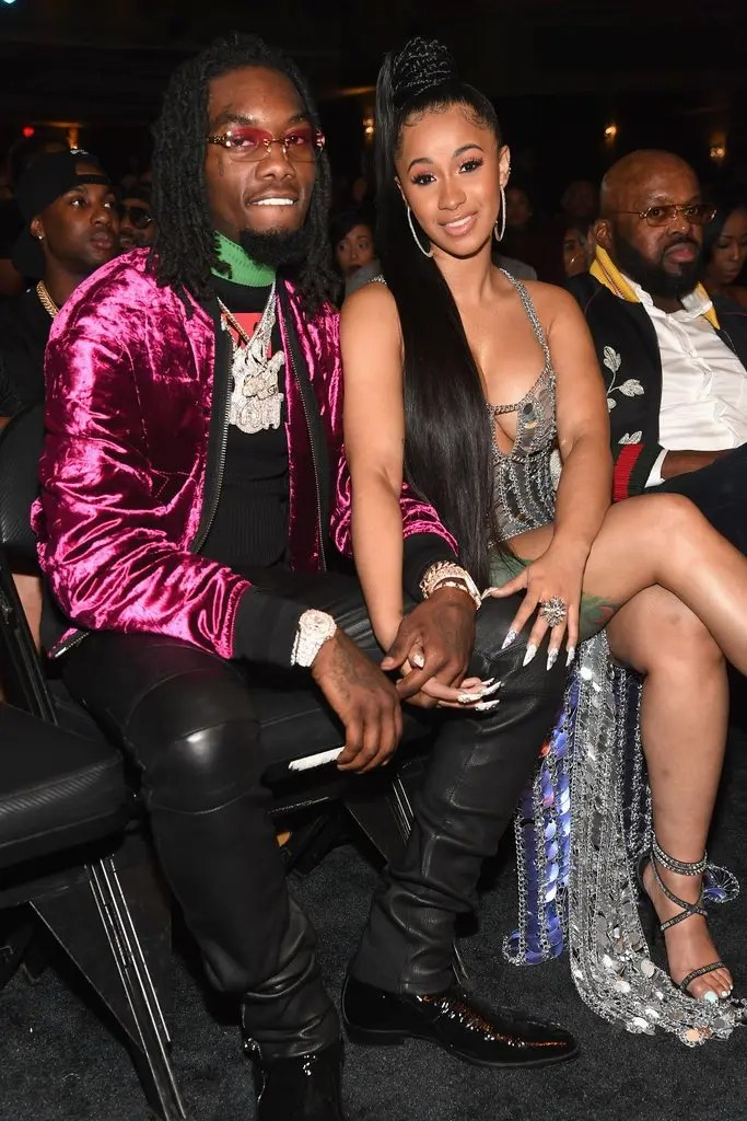 Cardi B Confirms She Married Offset In September: Cardi B Confirms She Secretly Married Offset