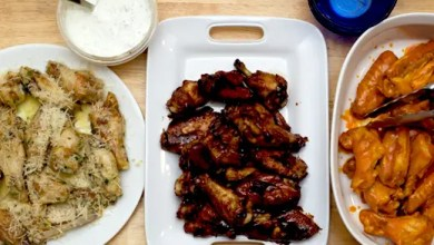Photo of Simple and fast Three Ways to make Chicken Wings: RECIPE