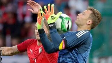 Germany Manuel Neuer