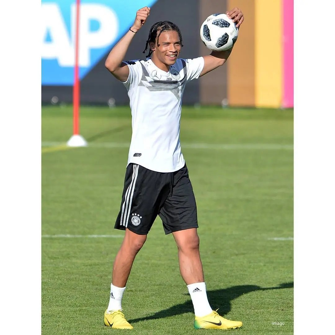 new york 2ca1f 33808 Leroy Sane dropped from Germany final 23 World Cup squad ...