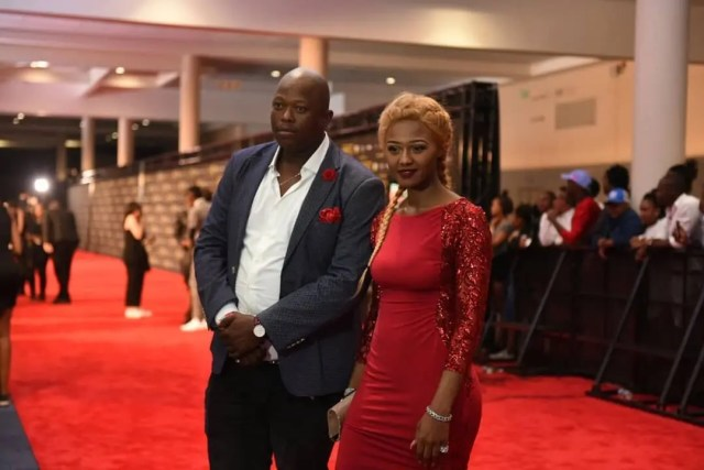 Mampintsha and Babes Wodumo