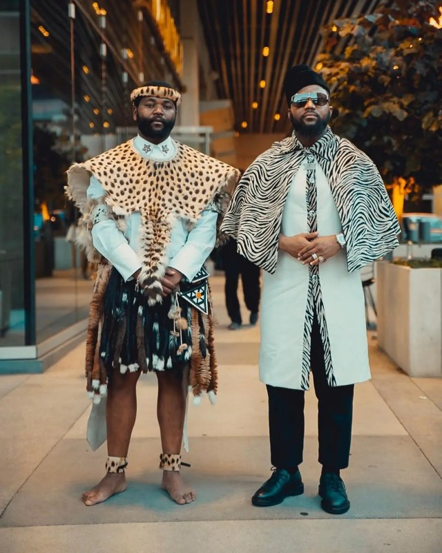 Nyovest and Sjava