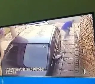 Attempted hijack