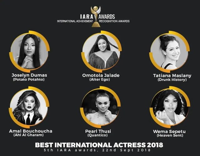 IARA award
