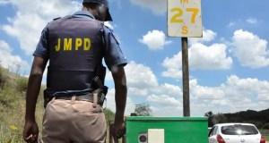 JMPD policeman