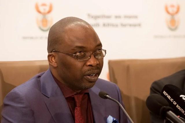 Michael Masutha